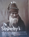 SOTHEBYS 19th C. Photographs of India The Ehrenfeld coll.