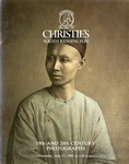 CHRISTIE'S, 19th and 20th century Photographs, 1985/06