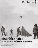 The Polar Sale I & II Scott & Amundsen Centenary