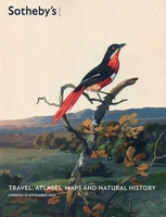 SOTHEBY'S, Travel Atlasses Maps and Natural History[11/2012]