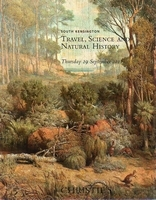 Christie's Travel, Science & Natural History(09/11)