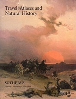 SOTHEBY's, Travel, Atlasses and Natural History[06/98]