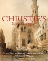Christie's, Travel, Nat.Hist. ScBooks, Maps Atl.[10/00]