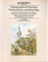 Sotheby's, Topogr. Paintings, Waterc & Drawings[05/88]