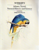 Sotheby's, Atlases, Travel, Nat. Hist. and Sci[05/86]