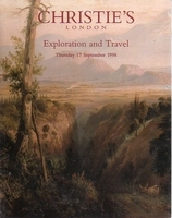 Christie's, Exploration and Travel[09/98]