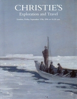 Christie's, Exploration and Travel[09/96]