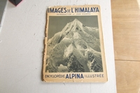 3 silver gelatine photographs(30s 40's ?) of the Himalaya(?)