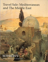 SOTHEBY, Travel sale: Med. and Middle East[10/99]