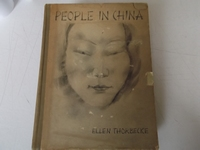 People in China. Thirty-two Photographic Studies from life